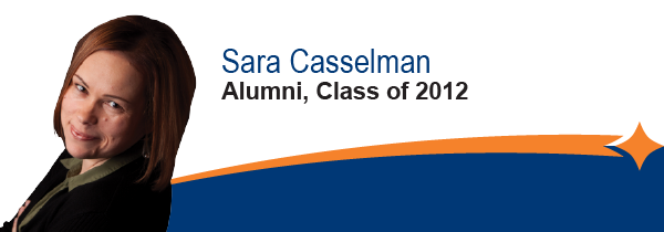 Sara Casselman, Leadership Waterloo Region Alumni